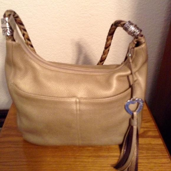 7af5234f4162 Brighton Handbags - Brighton Barbados Zip Top Hobo